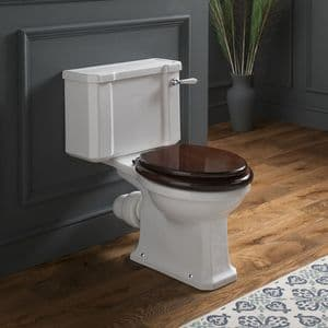 Healey & Lord Classic Collection Close Coupled Toilet